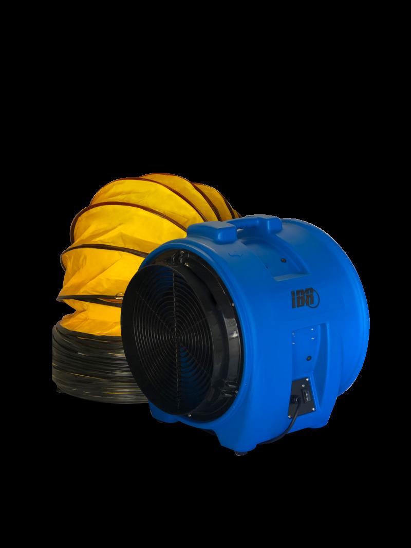 Exaustor Insuflador é equipamento ideal para espaços confinados, saiba onde encontrar