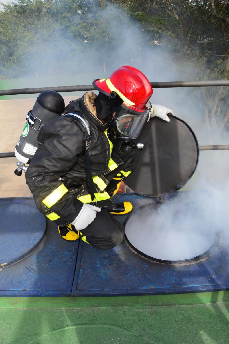 Uso de máscara autônoma  é fundamental para equipes de salvamento e resgate, saiba onde adquirir