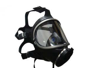 Máscara EPR protege usuário de deficiência de oxigênio ou contaminação
